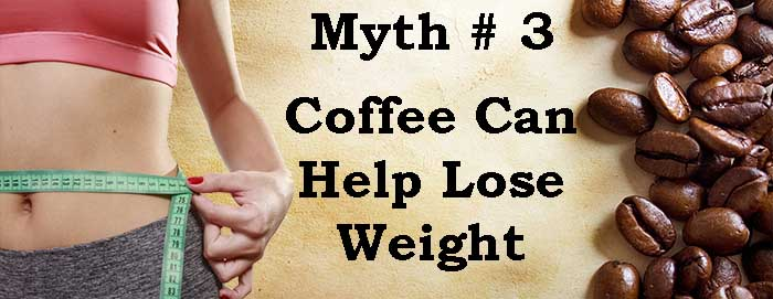 coffee can help lose weight - weightloss