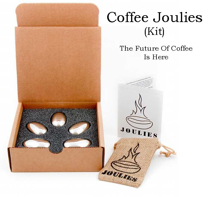coffee joulies kit
