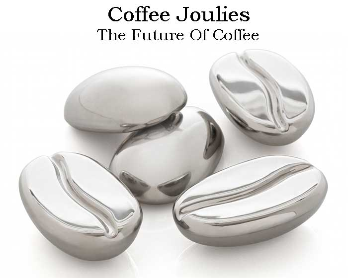 coffee joulies unique coffee gadget