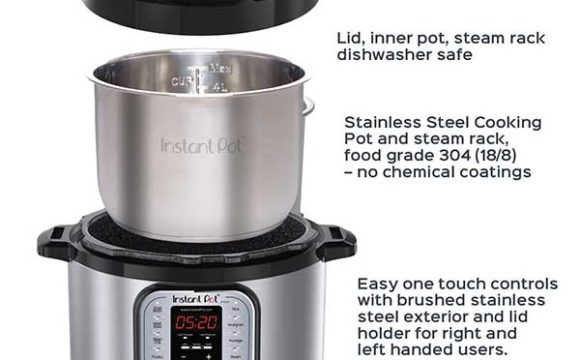 instant pot reviewed