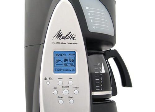Melitta Smart Brew coffee maker price