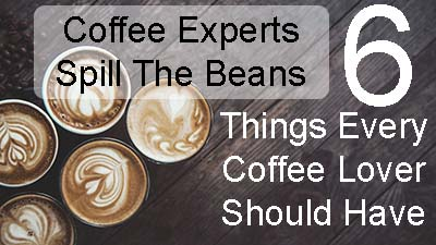 coffee expert advice on art of coffee