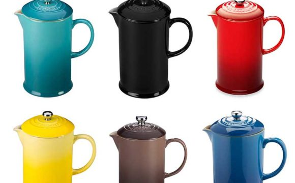 Le Creuset Stoneware French Press Price