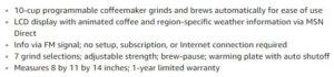 Melitta Smart Brew Price