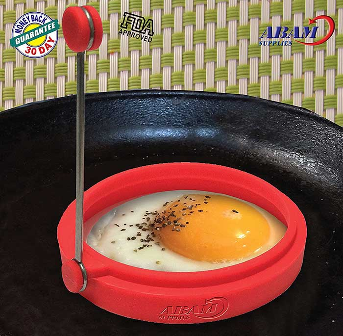 Chef Silicone Egg Ring