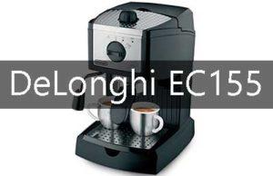 DeLonghi EC155 Price