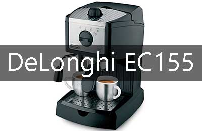 DeLonghi EC155 Price
