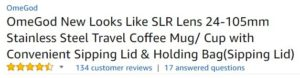 OmeGod Coffee Mug For Sale