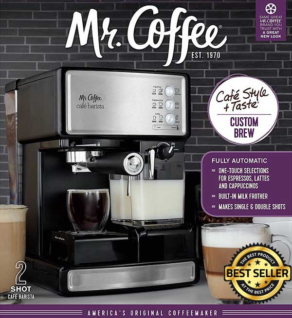 cheapest espresso machine