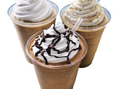 frozen coffee Innovative Coffee Idea