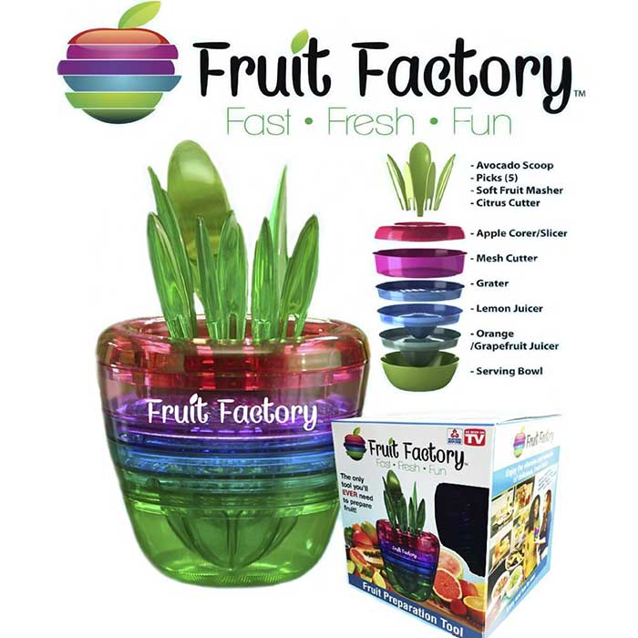 fruit factory kitchen gadget Price
