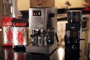 gaggia classic espresso machine price