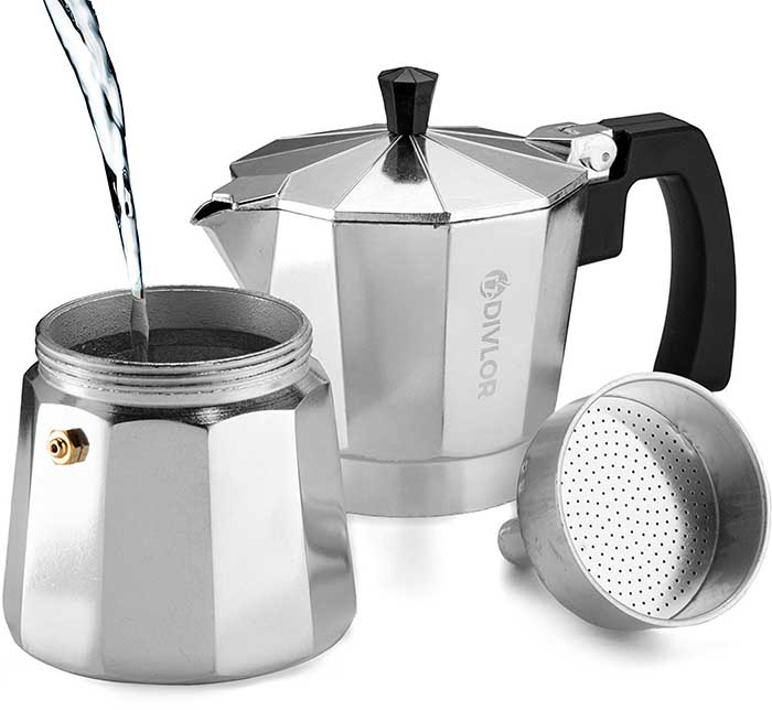stovetop espresso maker for sale