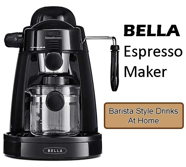 best budget home espresso machine ranked