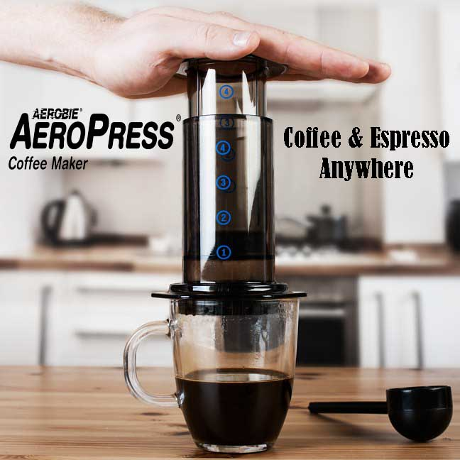 Aeropress Coffee and Espresso Maker Price