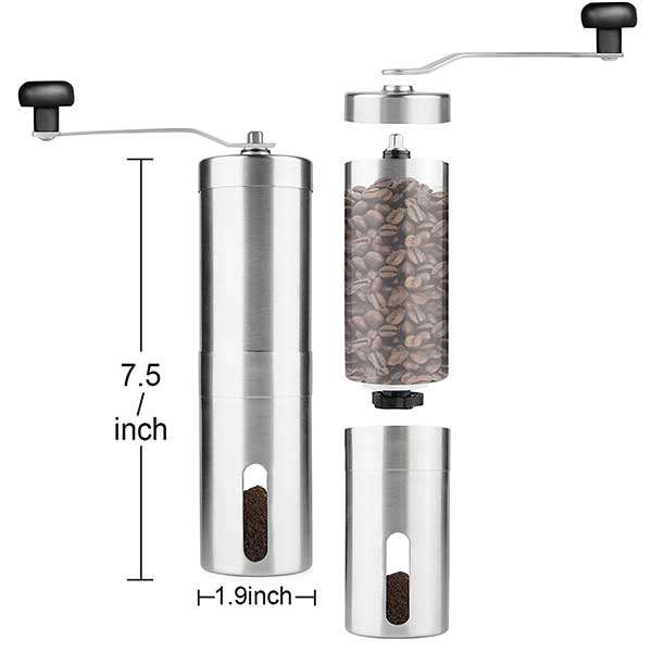 BNEST Manual Coffee Grinder Review