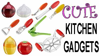 Cute kitchen gadgets