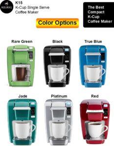 Keurig K15 K-Cup Single Serve Coffee Maker