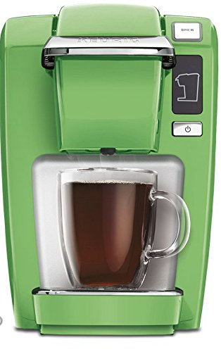 Keurig K15 Plum Green Coffee Maker