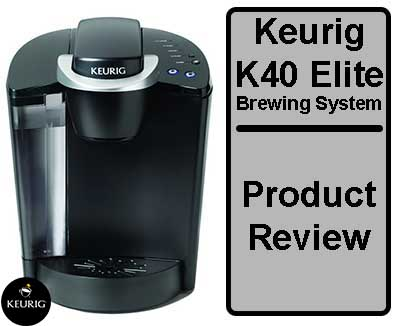 Keurig k45 elite review
