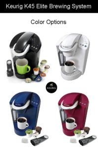 Keurig K45 Elite Brewing System For Sale