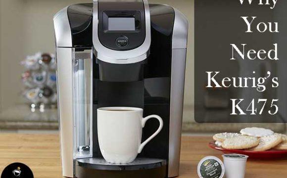 Keurig K475 Coffee Maker On Sale