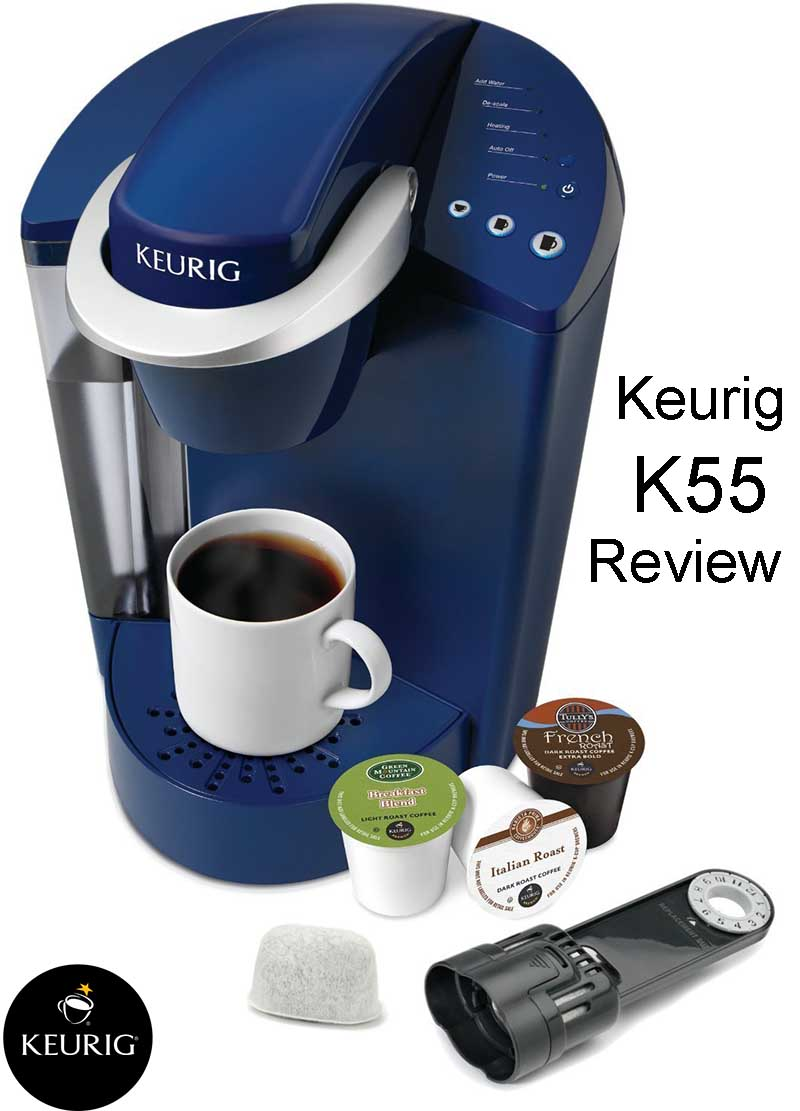Keurig K55 Single Serve Coffee Maker Expert Review