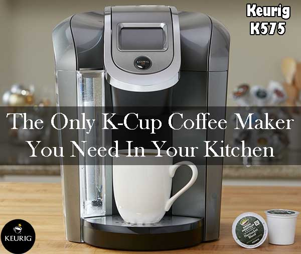 Keurig K575 K Cup Coffee Maker For Sale Espresso Guru
