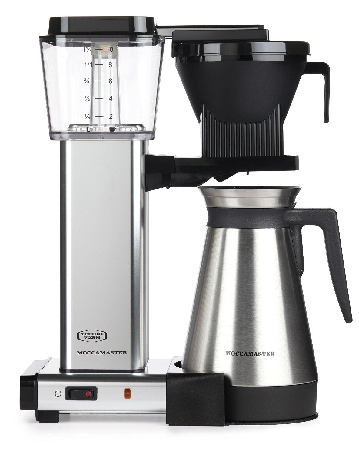 Moccamaster KBGT 10-Cup Coffee Brewer