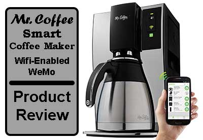 Mr coffee smart coffee maker review