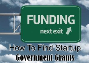 Startup Government Grants