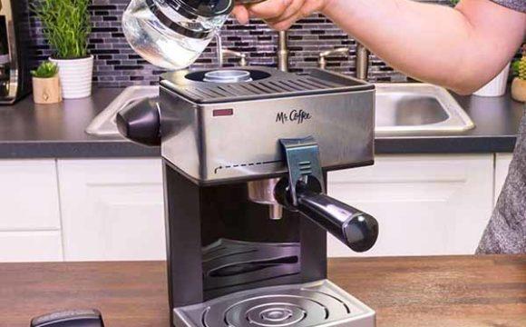 best steam espresso machine ranked