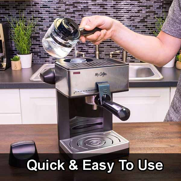 best steam espresso machine ranked
