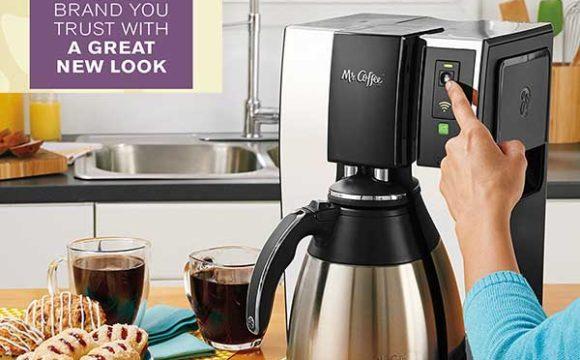 mr coffee smart coffee maker price