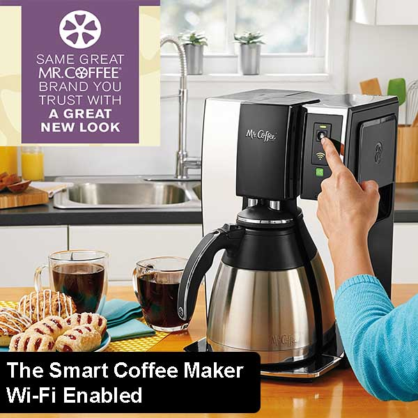 mr coffee smart coffee maker price