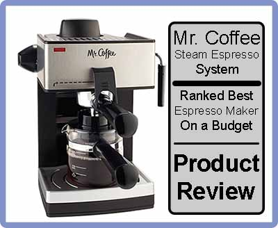 save mony and space with this espresso machine