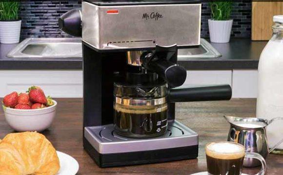 steam espresso maker review
