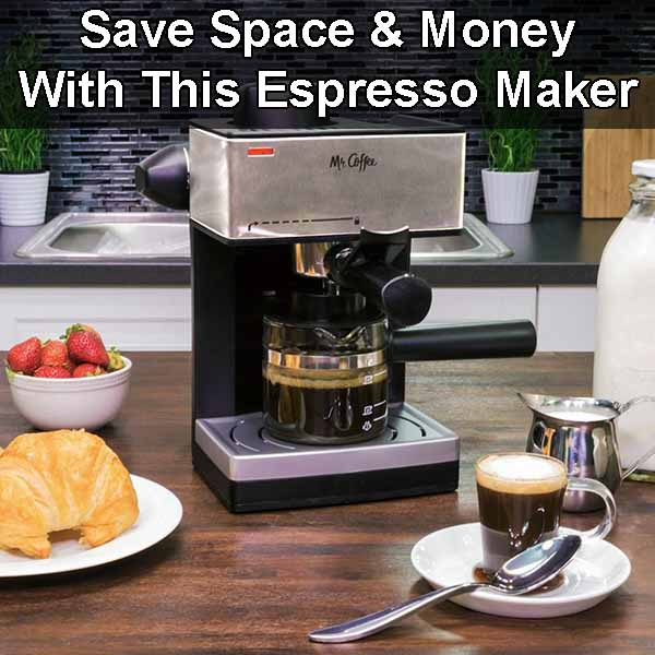 steam espresso maker review