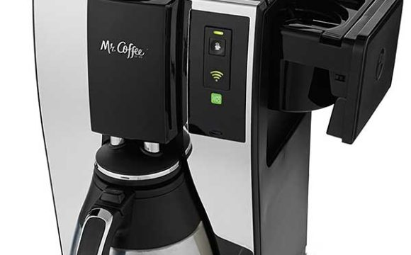 Mr Coffee Smart Coffee Maker Review : wifi enabled coffee maker review