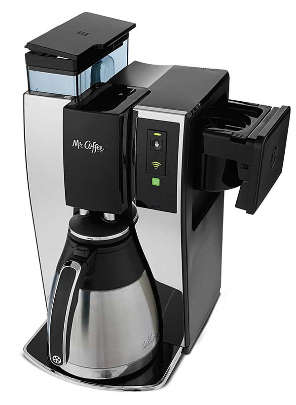 wifi enabled coffee maker review