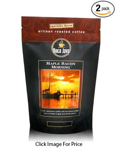 Super Cool Gift Ideas for Coffee Lovers - Maple Bacon Coffee Roast