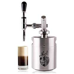 Keg Storm Nitro Cold Brew Coffee Maker Review