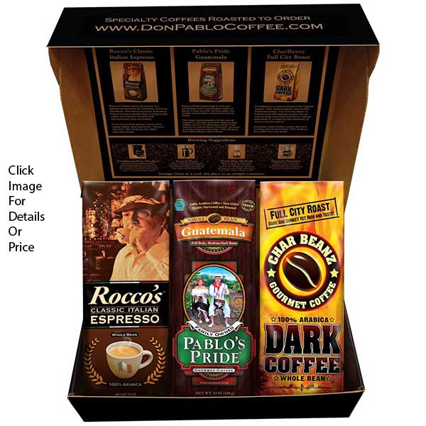 Super Cool Gift Ideas For Coffee Lovers - Coffee And Espresso Bundle Pack