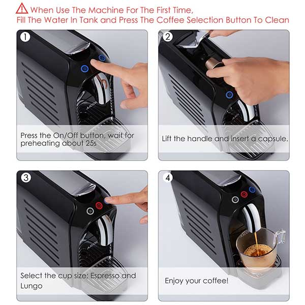 Aicok Espresso Machine Price