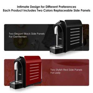 Aicok Espresso Machine for Nespresso Capsules Pros & Cons