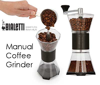 Bialetti Manual Coffee Grinder Price