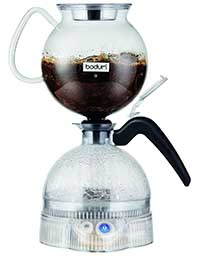 Bodum ePEBO Electric Vacuum Coffee Maker Price