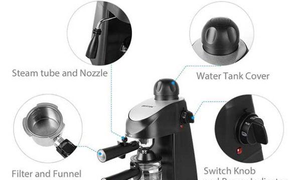 cheapest espresso machine