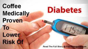 Coffee Benefits Diabetes