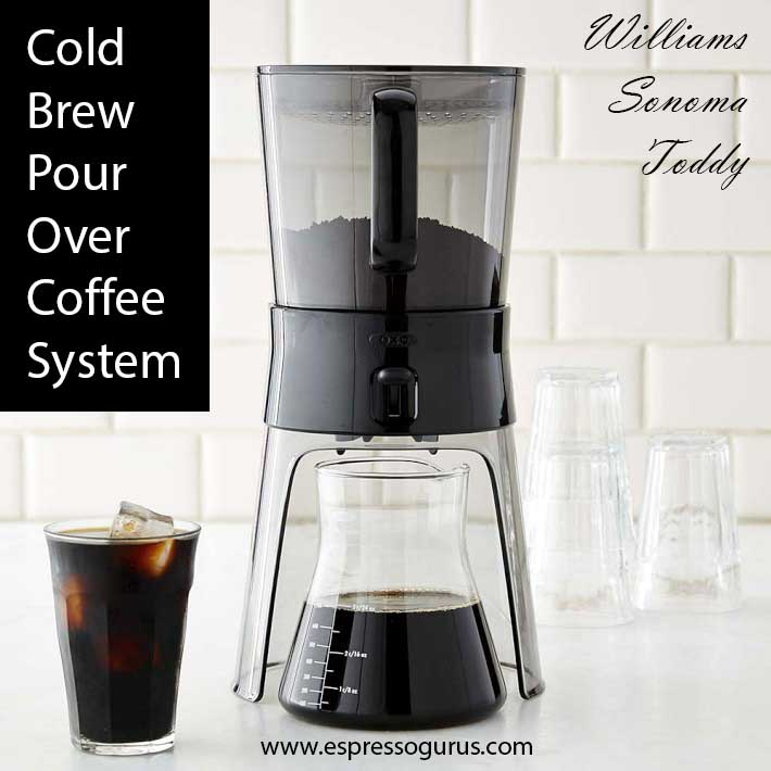 Coffee Innovations - Williams Sonoma Toddy Cold Brew Pour Over Coffee System Expert Review